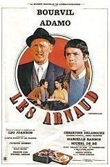 FILM: LES ARNAUD (poster edition French)